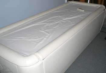 hydrotherapy bed